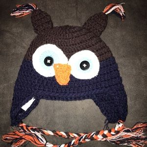 Other - Knitted Owl Beanie/Cap